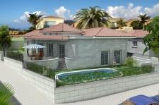 Элитная вилла, Playa de la Arena, Guia de Isora, Продажа недвижимости на Тенерифе 1 000 000 €