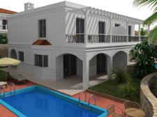 Villa Townhouse, Chayofa, Arona, Tenerife Property, Canary Islands, Spain: 510.000 €
