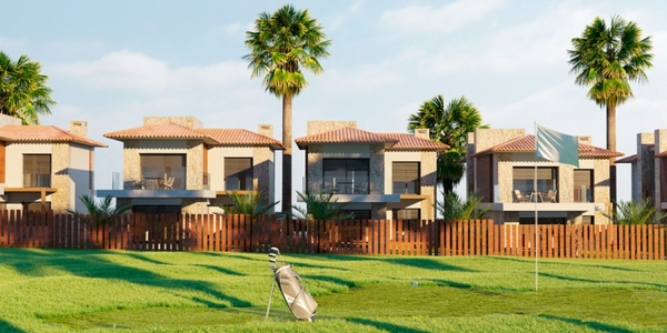 Green South Villas, Amarilla Golf
