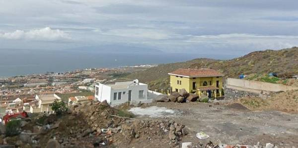 Adeje, Roque del Conde