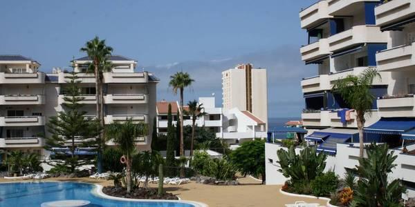 Playa Graciosa, Los Cristianos