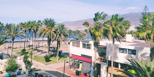 Parque Santiago II, Playa de Las Americas