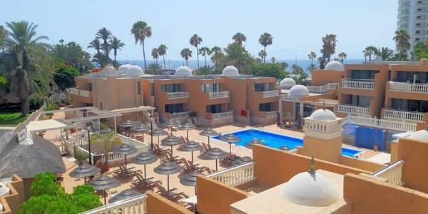 Parque de Las Americas, Playa de Las Americas