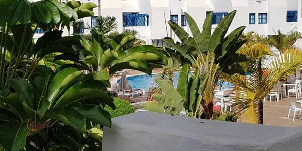 Bahia Fañabe suites (Los Brezos), Fañabe